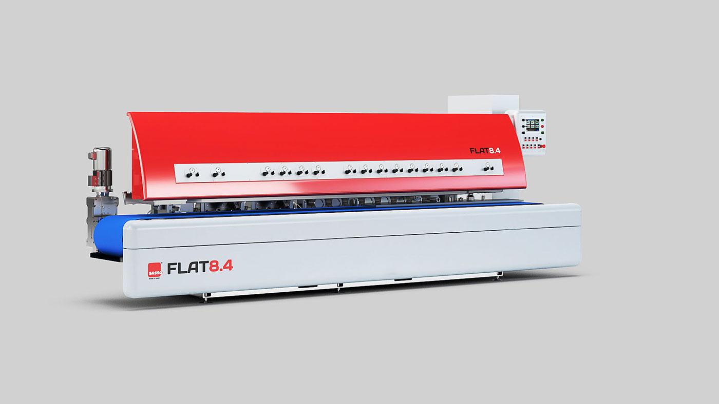 Flat 8.4